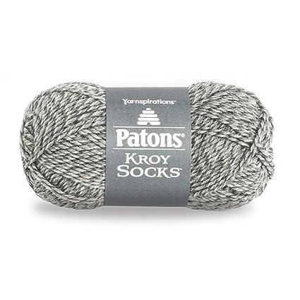 Amazon Patons Kroy Socks Yarn 1 Super Fine Gauge 175 Oz