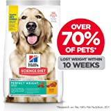 Hill's Science Diet Adult Perfect Weight Chicken Recipe Dry Dog Food 12.9kg Bag