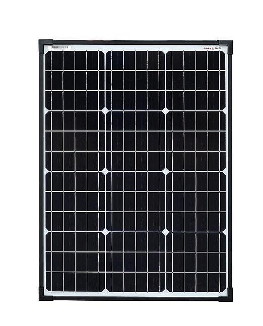barcos. caravanas Enjoysolar/® Mono PERC M/ódulo solar de 180 W panel solar monocristalino de 180 W con c/élulas PERC casas de jard/ín 12 V