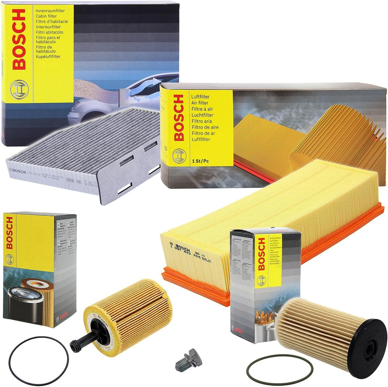 Bosch Filter Inspektionspaket Set B Auto