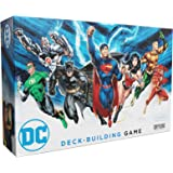 Cryptozoic Entertainment DC Deck-Building Game Crossover Pack 1: Justice Society of America