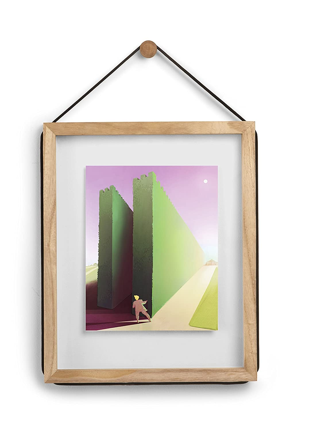 Amazon umbra corda photo display 11 by 14 inch8 by 10 inch amazon umbra corda photo display 11 by 14 inch8 by 10 inch float natural jeuxipadfo Gallery