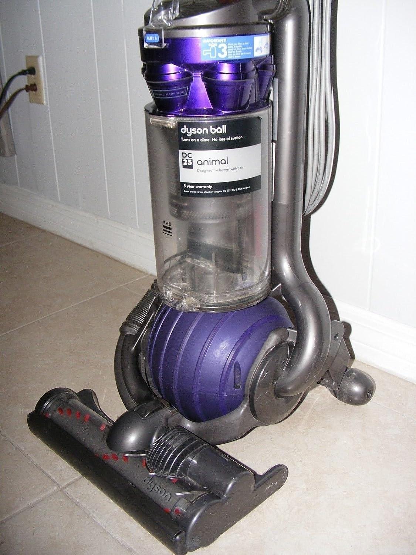 Amazon.com - Dyson DC25 Animal Ball-Technology Upright Vacuum Cleaner -  Household Upright Vacuums