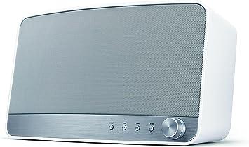 Pioneer MRX-5-W - Altavoces multiestándar y Multi-Room (Chromecast, PlayFi, FireConnect, WiFi, WiFi Direct, Bluetooth) Color Blanco: Amazon.es: Electrónica