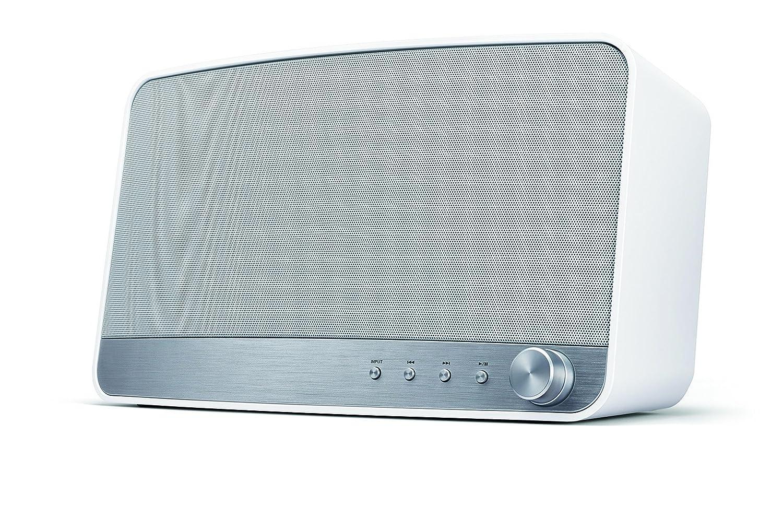 Pioneer MRX-5-W - Altavoces multiestándar y Multi-Room (Chromecast, PlayFi, FireConnect, WiFi, WiFi Direct, Bluetooth) Color Blanco