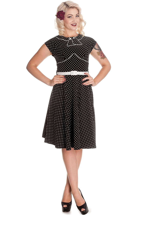 Hell Bunny Kleid NOREEN DRESS 4300