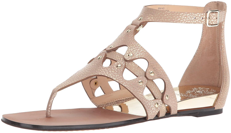 Vince Camuto Women's Arlanian Flat Sandal B075FR5Q9K 11 B(M) US|Metal Sand