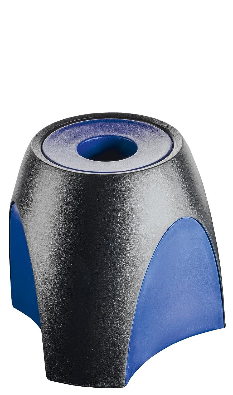 Han Delta - Contenitore magnetico per graffette, 95 x 88 x 95 mm Grigio chiaro/nero 1752-31