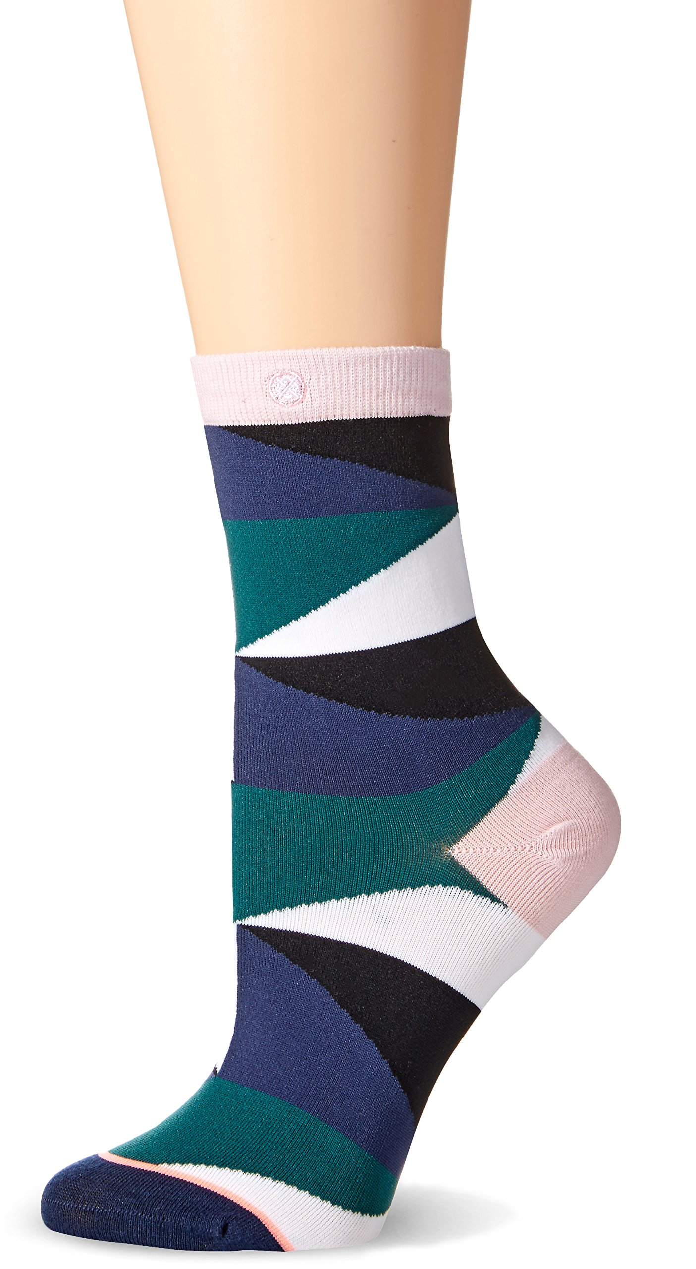 Stance Women's Out of the Box Anklet Sock, Navy, Small