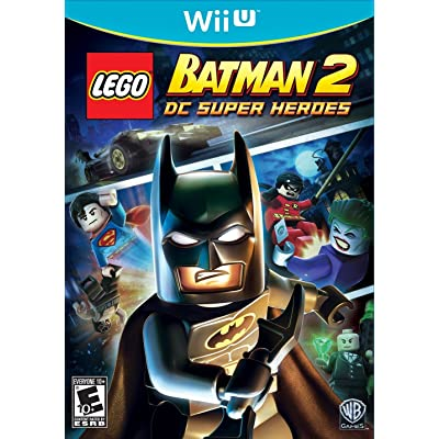 Lego Batman 2: DC Super Heroes: Whv Games: Video Games