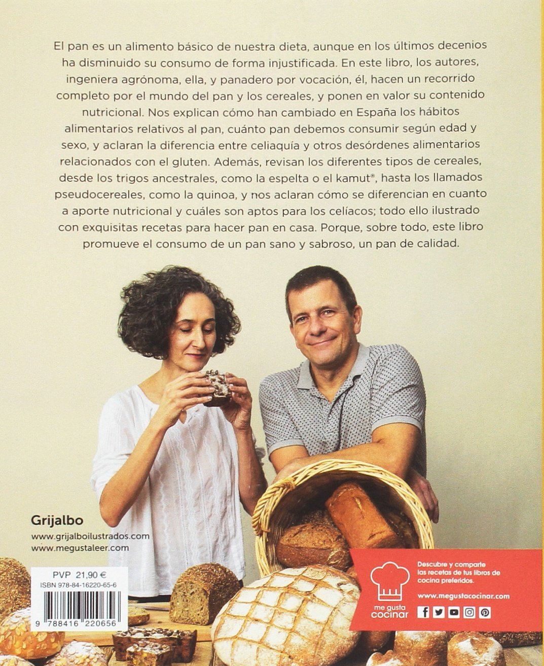 Pan y salud: De los granos ancestrales al pan de hoy / Bread and Your Health: Fr om Ancestral Grains to Todays Bread (Spanish Edition): Xavier Barriga, ...