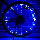 Tesoky LED Bike Wheel Lights ( 2-Tire Pack )