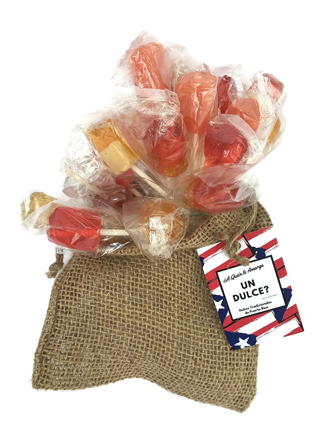Amazon.com : Puerto Rican Candy Pilones Bundle Assortment with Sesame (Ajonjoli), Strawberry, Coconut-Pineapple, Strawberry-Coconut, Strawberry-Sesame and ...