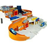Hot Wheels Sto and Go Playset by Mattel