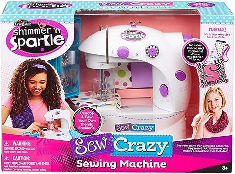 Cool Maker Máquina de Coser Crazy Crazy: Amazon.es: Juguetes y juegos