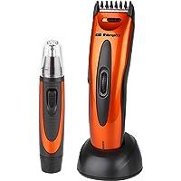 Orbegozo SET 6200 - Set recortador y afeitador para hombre