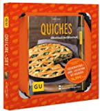 Quiche-Set: Plus 1 Kaiser-Quicheform Ø 28 cm (mit Hebeboden)
