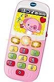 VTech 138165 - Baby Smartphone Bilingue - Rose