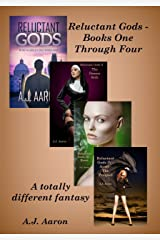 Reluctant Gods - Books One Through Four Kindle Edition