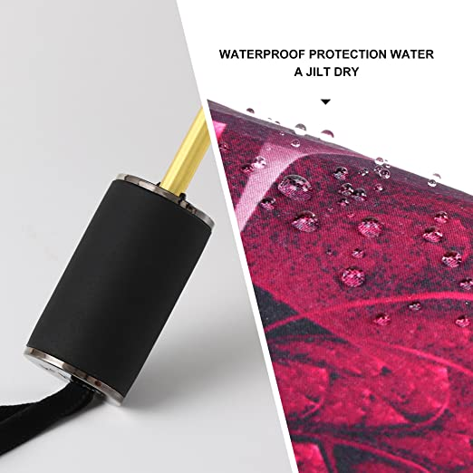 Amazon.com: Kobold - Paraguas con diseño de flores ...