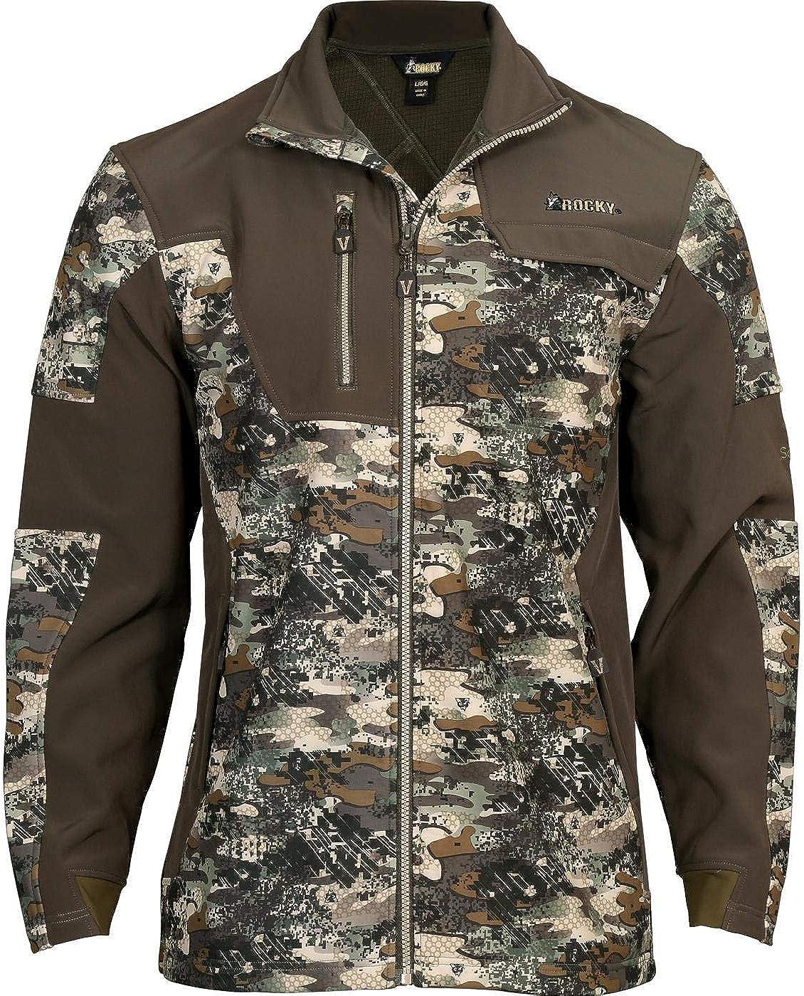 Rocky Men's Venator Camouflage 2-Layer Jacket