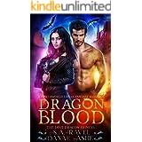 Dragon Blood: A Powyrworld Urban Fantasy Romance (The Lost Dragon Princes Book 4)