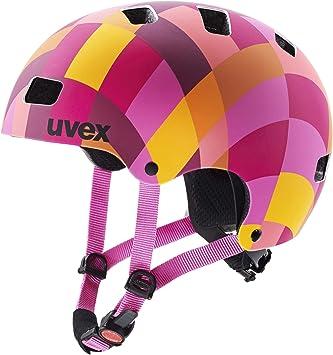 Uvex HLMT 4 Kinder Dirtbike Skate Fahrrad Helm pink 2020