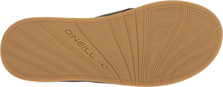 ONEILL Mens Traveler Sandal Flip-Flop