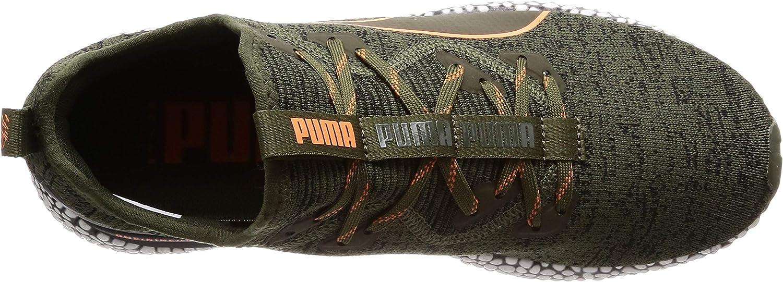 PUMA Hybrid Runner Unrest Chaussure De Course à Pied - AW18 Forest Night Firecracker