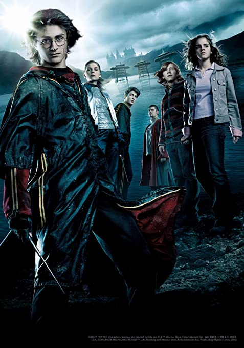 Amazon.com: Trends International Póster de Mdf-Harry Potter ...