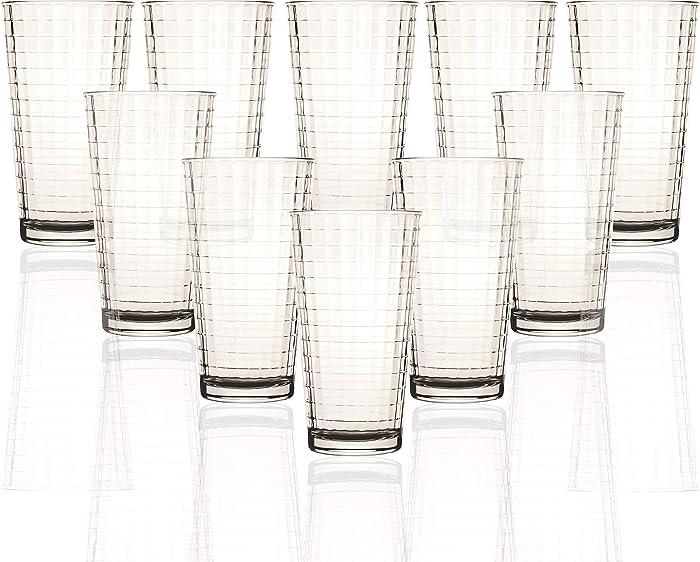 Top 10 Acrylic Drinking Glasses Dishwasher Safe Corelle Ware