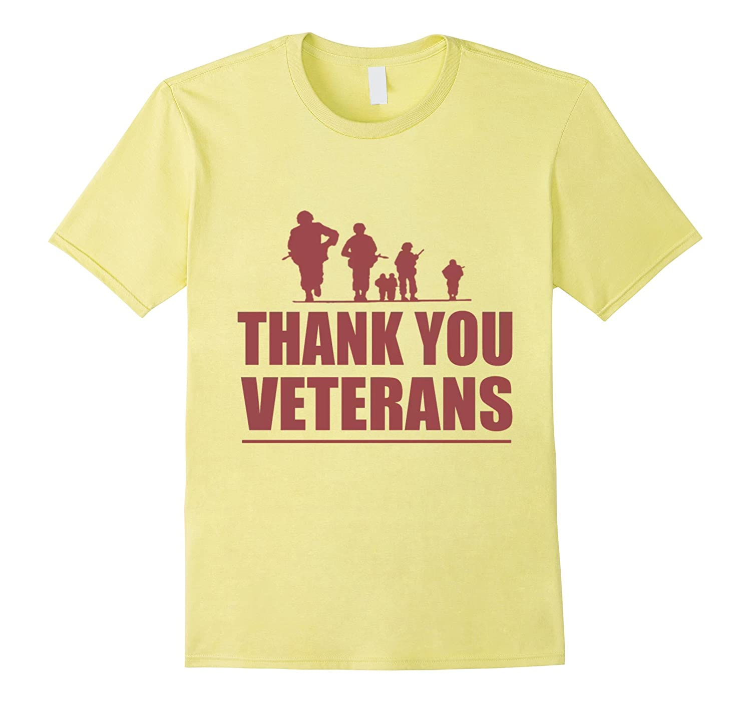 Thank You Veterans of the US Military