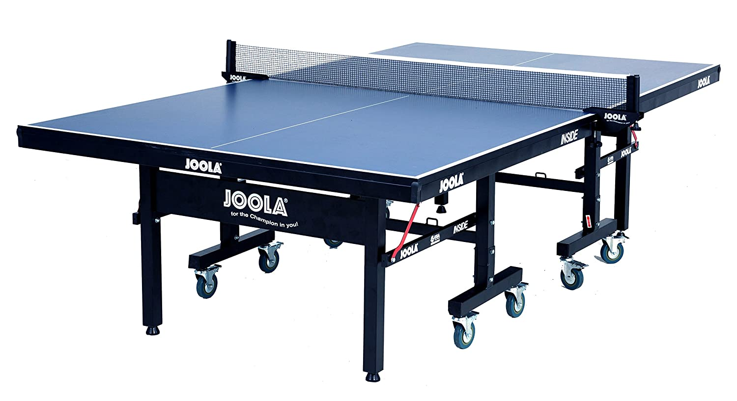 JOOLA Inside Table Tennis Table with Net Set (Editor's Choice)