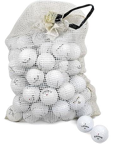 68c8f1ab6be4 Callaway Assorted Models Recycled B C Grade Golf Balls in Onion Mesh Bag (72