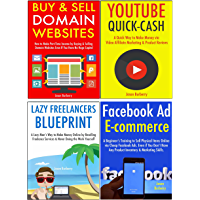 The Ultimate Online Entrepreneur Training: 4 Business Ideas to Start This New Year. Facebook Ecommerce, Website Selling, Lazy Freelancing & Youtube Product Reviewing (English Edition)