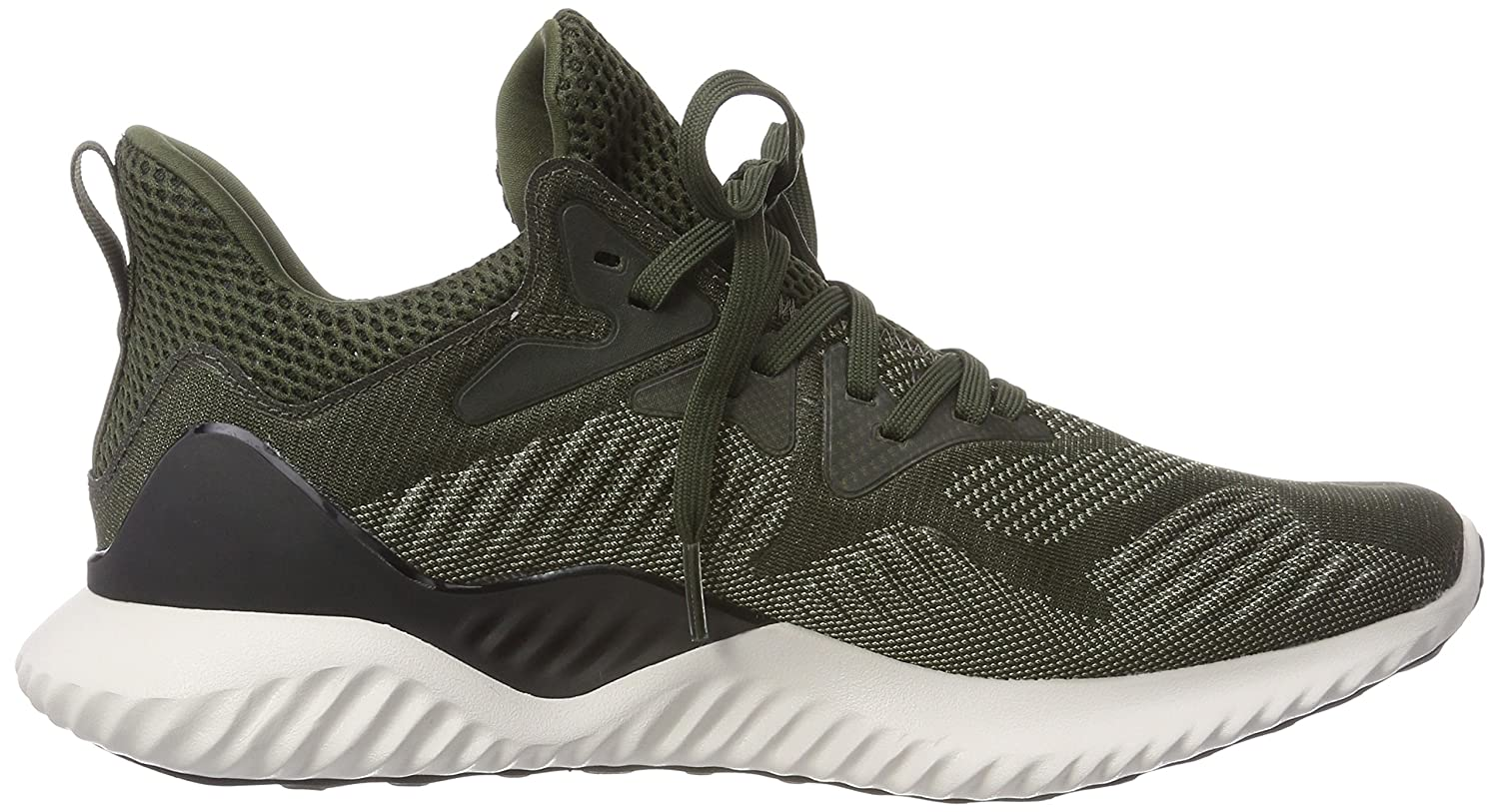 online retailer 65000 80908 adidas Alphabounce Beyond M, Chaussures de Running Homme, Multicolore  (Night Cargo F15