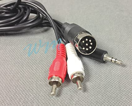 6ft 8 Pin DIN/RCA Receiver/Subwoofer Cable for Select Bose Lifestyle Bose Acoustim Wiring Diagram on asus wiring diagram, scosche wiring diagram, at&t wiring diagram, clark wiring diagram, ge wiring diagram, panasonic wiring diagram, jvc wiring diagram, apc wiring diagram, cerwin vega wiring diagram, rca cable wiring diagram, korg wiring diagram, speaker wiring diagram, boss wiring diagram, mitsubishi wiring diagram, apple wiring diagram, samsung wiring diagram, definitive technology wiring diagram, cooper wiring diagram, sony wiring diagram, benq wiring diagram,