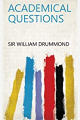 Academical questions Kindle Edition
