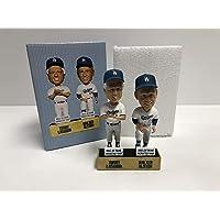 $65 » Tommy Lasorda and Walt Alston 2012 Los Angeles Dodgers Bobble Bobblehead SGA