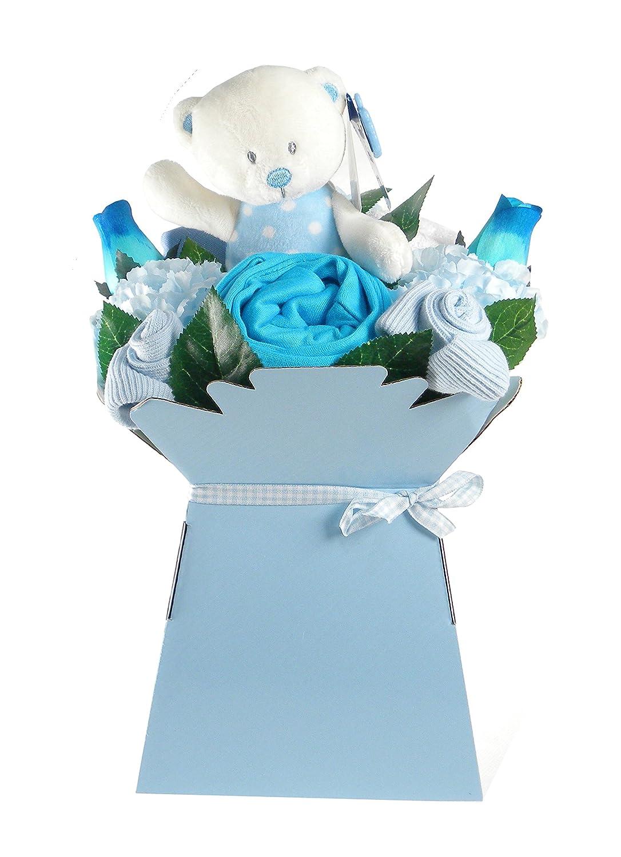 Say It - Set de regalo para bebé, diseño de flores Say It Baby BFLBOX