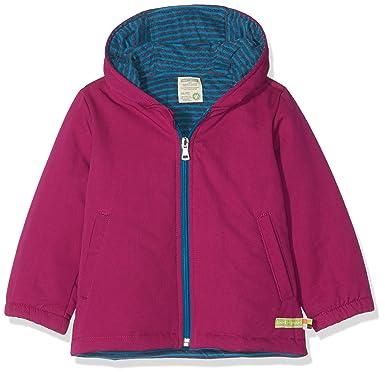 loud proud Unisex Baby Regenmantel Wasserabweisende Jacke