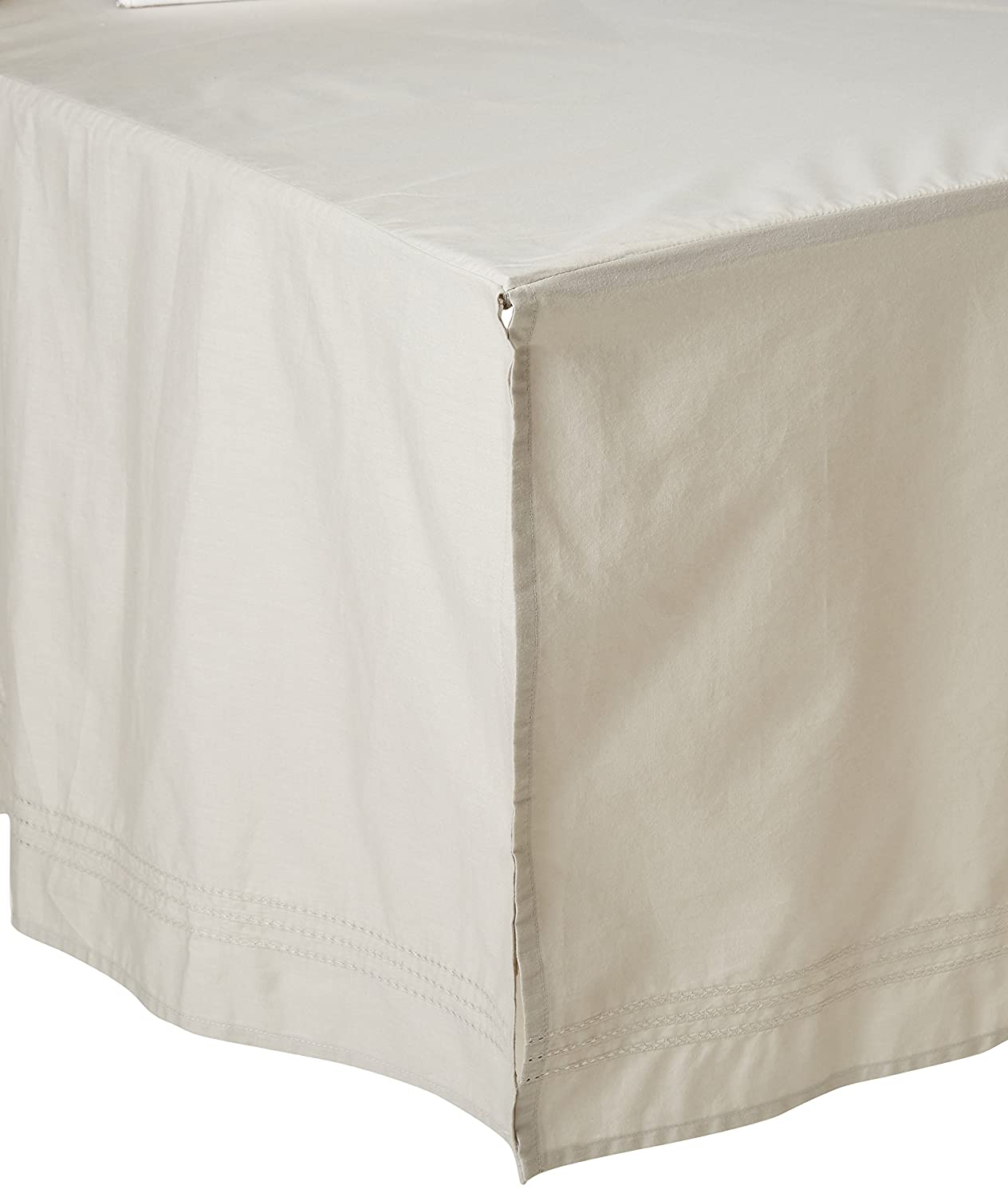 Pehr Grey Crib Skirt Pehr Designs (Baby) CRSK02