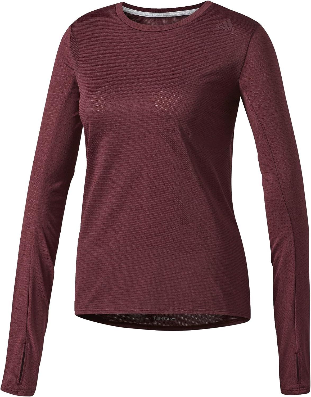adidas Sn Ls Tee W T Shirt, Femmes: : Sports et Loisirs