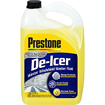 Amazon Com Prestone As250 De Icer Windshield Washer Fluid