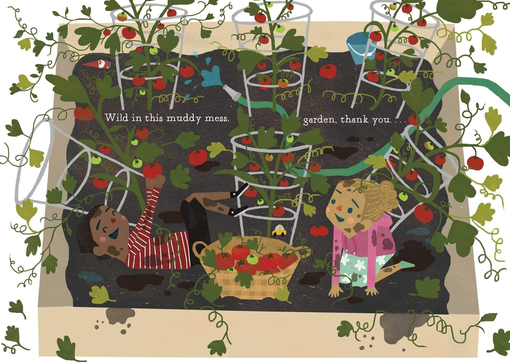 Amazon.com: Thank You, Garden (9781481403504): Scanlon, Liz Garton ...