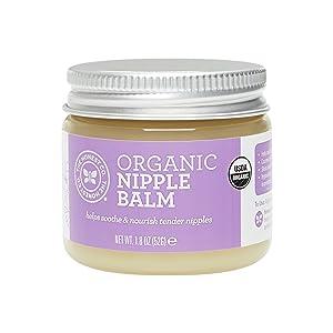 Honest Organic Nipple Balm Review