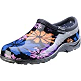 Sloggers Women's Waterproof Rain and Garden Shoe with Comfort Insole Flower Power Size 11 Style 5116FP11