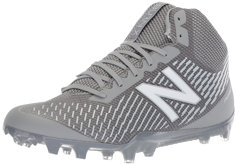 New Balance Men's Burn X 1 Speed Speed Speed Lacrosse schuhe grau, 5.5 D US 8e2f28