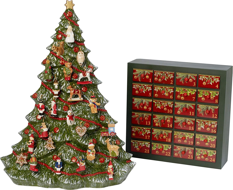 Villeroy Villeroy Villeroy & Boch Christmas Toys Memory Porzellan-Figur