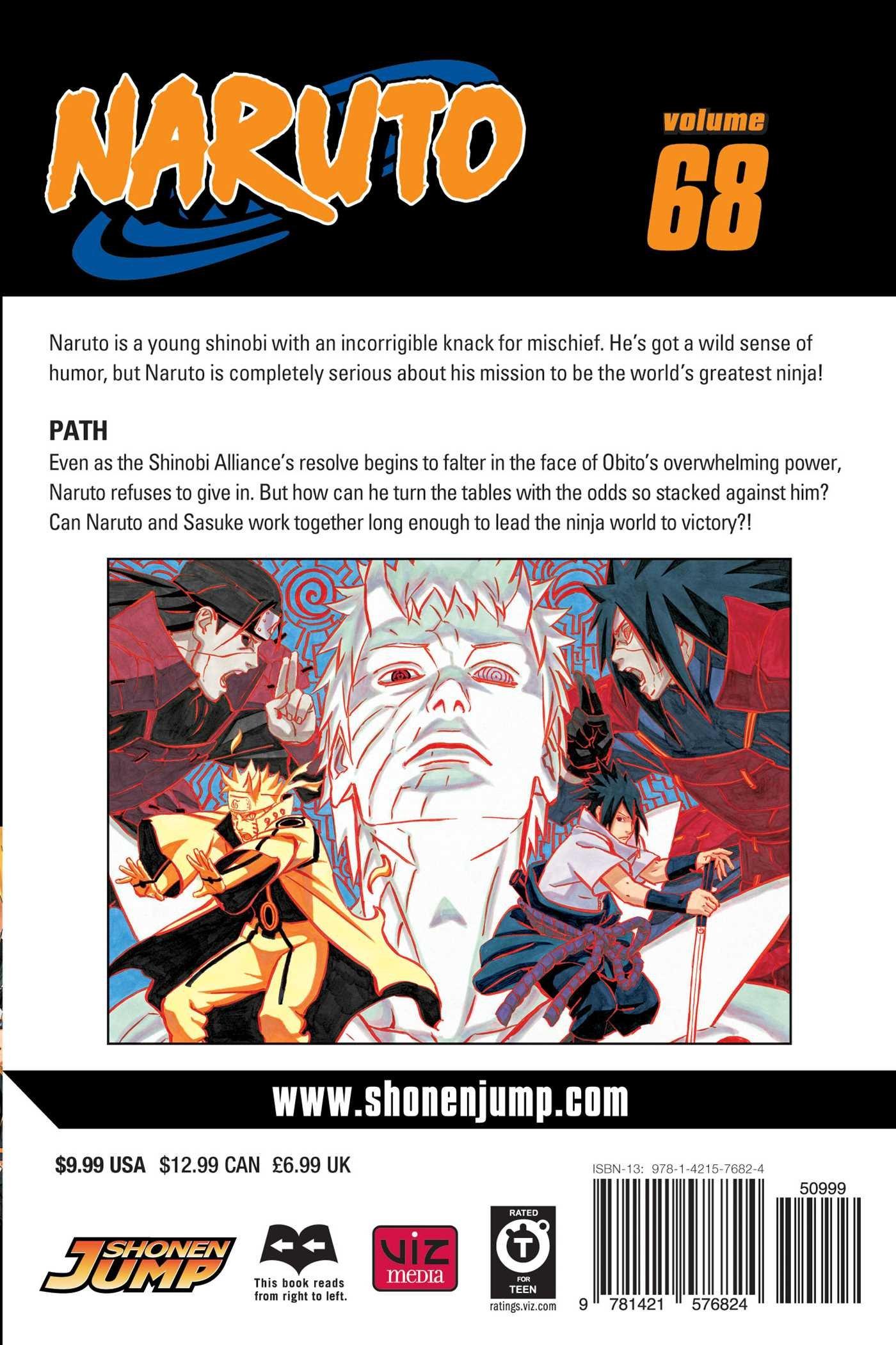 Naruto 68: Amazon.es: Masashi Kishimoto: Libros en idiomas ...
